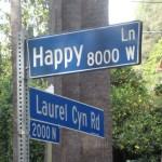 Laurel CanyonDrive