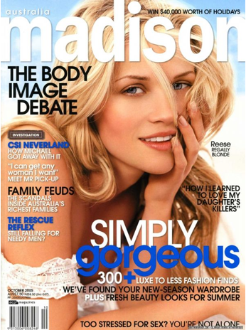 Reese Madison cover